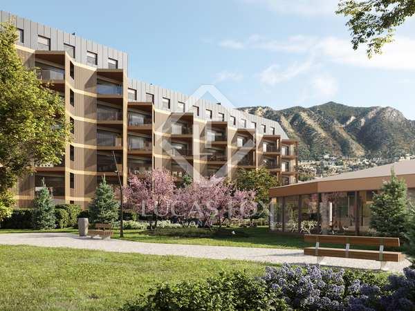 121m² Apartment with 6m² terrace for sale in Andorra la Vella