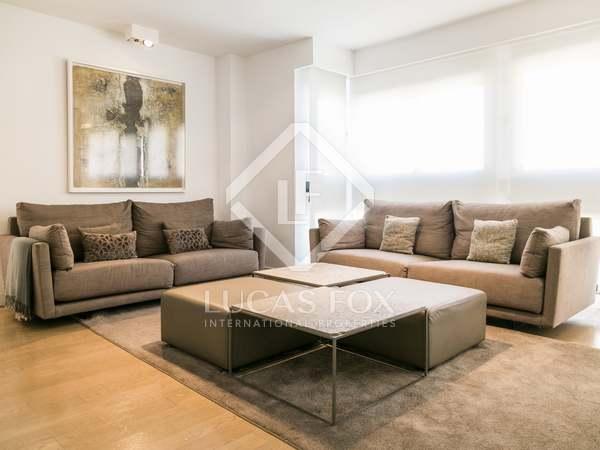 Piso de 4 dormitorios en alquiler en el centro de Valencia