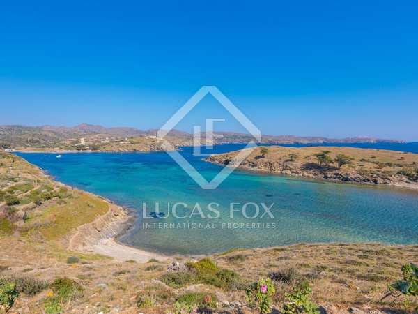 在 Cadaqués, 布拉瓦海岸 3,714m² 出售 Plot
