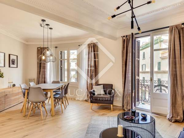 Appartement van 120m² te huur in Eixample Links, Barcelona