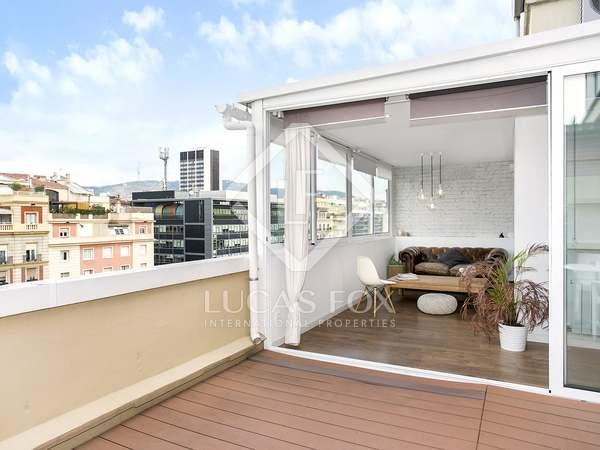 Penthouse van 80m² te koop met 15m² terras in Sant Gervasi - Galvany