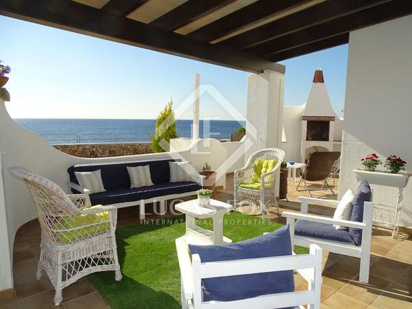 80m² House / Villa with 35m² terrace for sale in Ciudadela