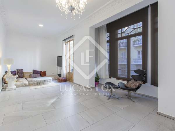 130m² Apartment for sale in Gran Vía, Valencia