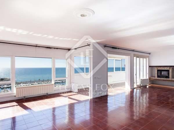140m² Lägenhet med 10m² terrass till salu i Sitges Town