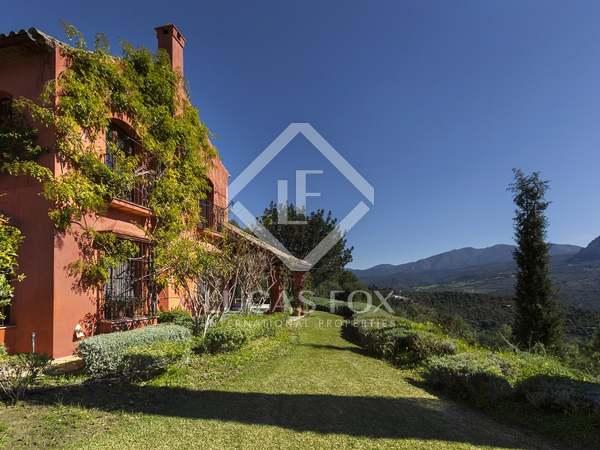 Country house di 32,000m² in vendita a Malaga, Andalucía