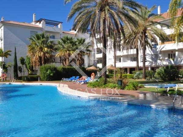 Appartement van 121m² te koop met 98m² terras in Nueva Andalucía