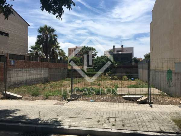 334 m² plot for sale in Vilanova i la Geltrú