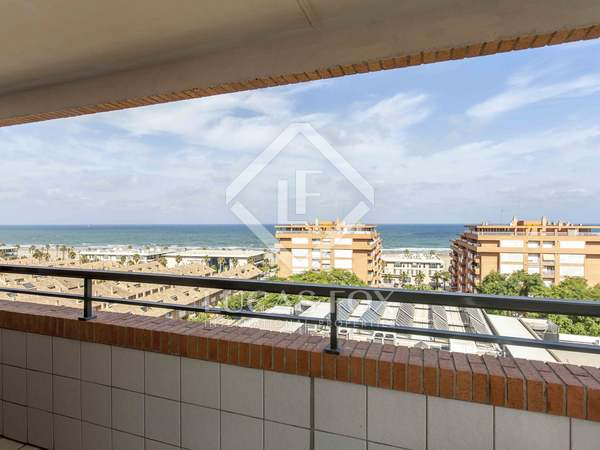 180m² penthouse with terrace for sale in Patacona