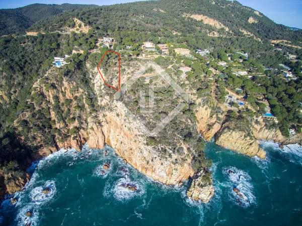Parcela de 2.551m² en venta en Sant Feliu de Guíxols