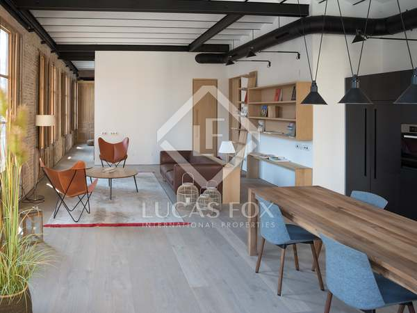 90m² Apartment for rent in El Born, Barcelona