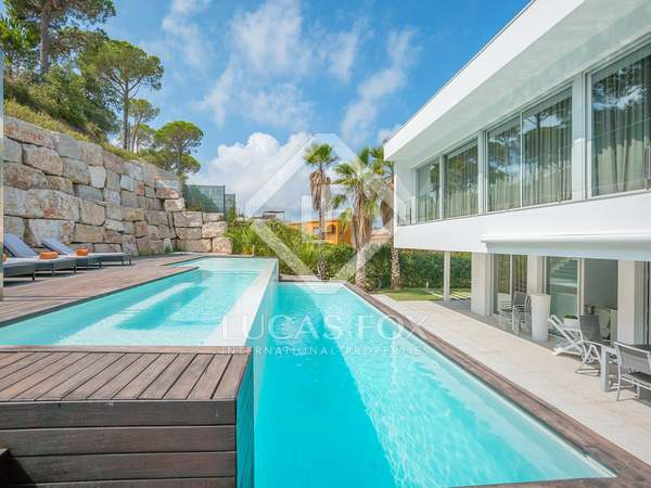Outstanding modern villa for sale in Sant Antoni de Calonge