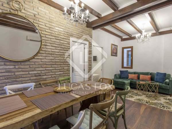 Apartment with a terrace for sale in Playa de la Malvarrosa