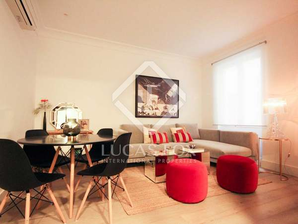 83 m² apartment for rent in Almagro, Madrid