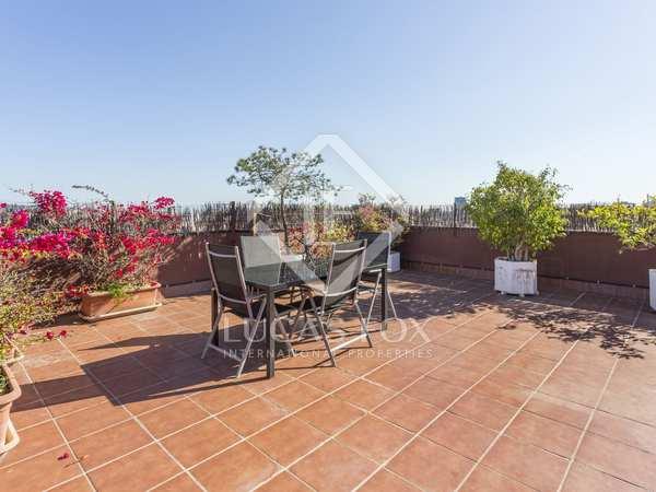 Ático de 210 m² con terraza en venta en la Zona Alta