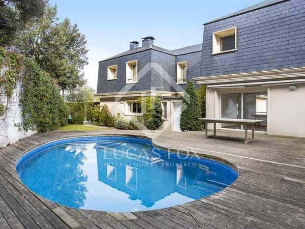 450m² Haus / Villa zur Miete in Vallvidrera, Barcelona