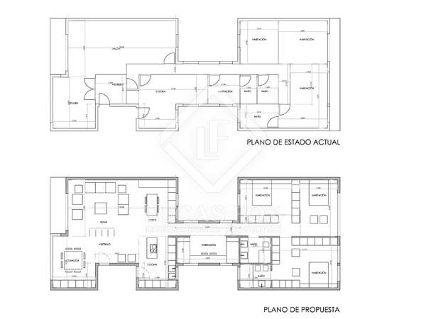 216m² Apartment for sale in El Pla del Remei, Valencia