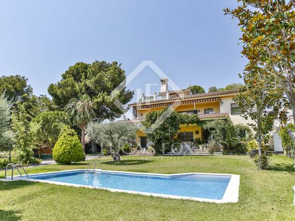 291m² House / Villa for sale in Segur Calafell, Vilanova