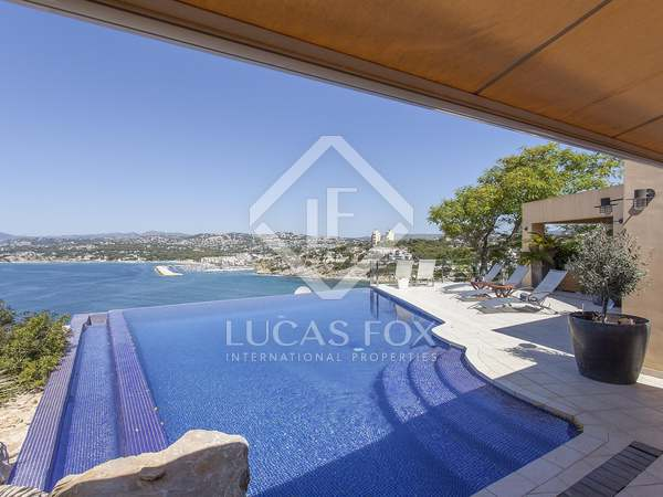 455m² House / Villa for sale in Moraira, Costa Blanca
