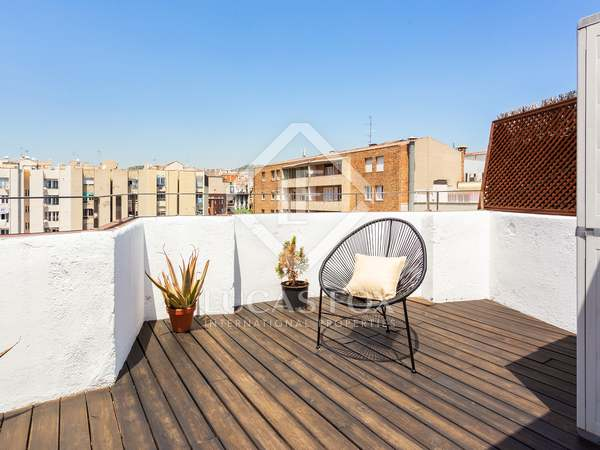 82m² apartment with 36m² terrace for sale in Eixample Right
