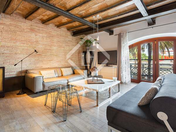 140m² Apartment for rent in Gótico, Barcelona
