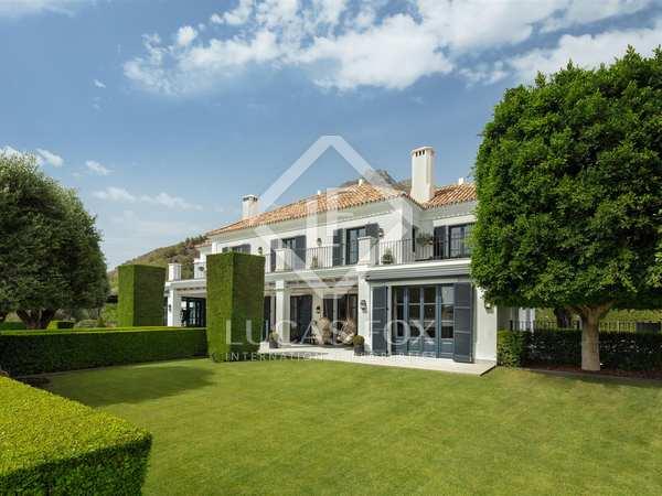 852m² House / Villa with 183m² terrace for sale in Sierra Blanca / Nagüeles