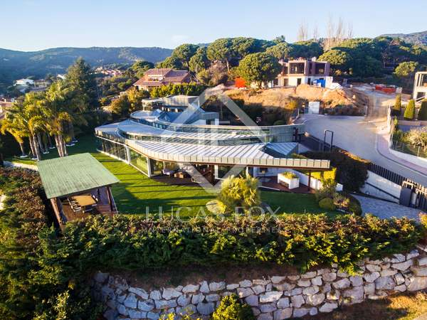 Casa de 625 m² en venta en San Andrés de Llavaneras