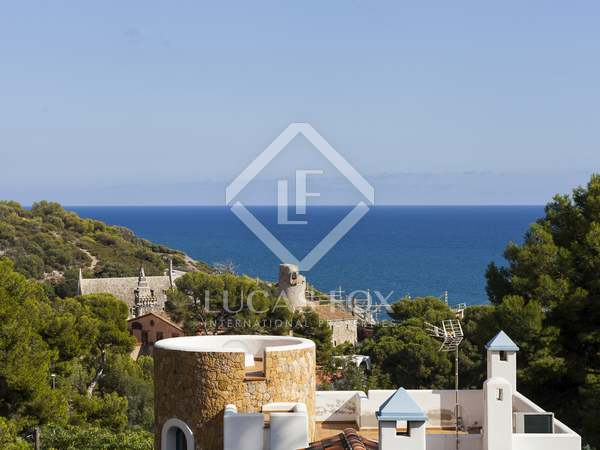 1,006 m² plot for sale in the Garraf area