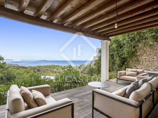 218m² House / Villa with 214m² terrace for sale in San Antonio
