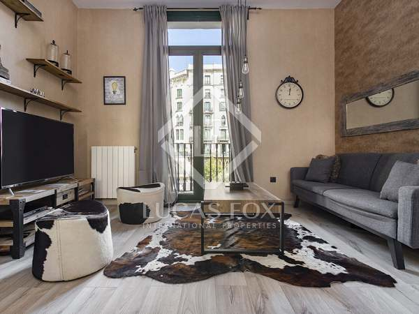 Appartement van 90m² te huur in Eixample Rechts, Barcelona