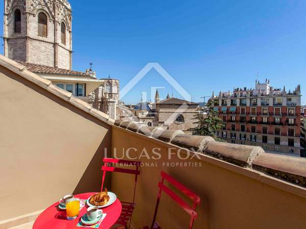Renovated penthouse for sale in La Xerea, Valencia
