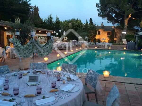 Maison de campagne de 1,209m² a vendre à Baix Empordà