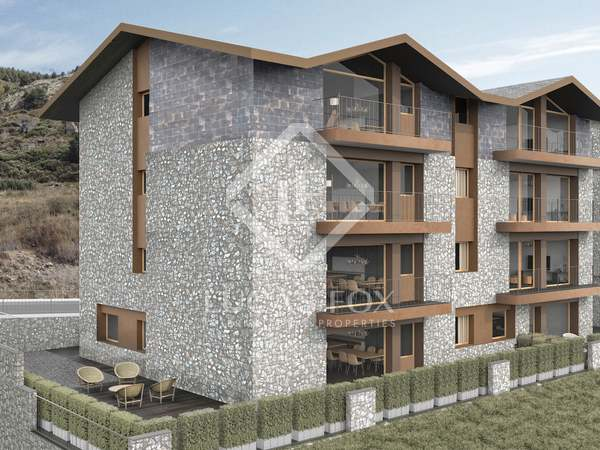 151m² Apartment with 21m² terrace for sale in Grandvalira Ski area