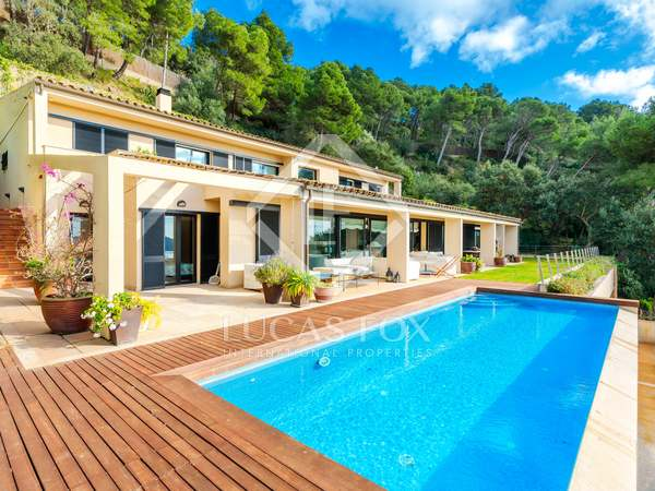 747m² House / Villa for sale in Llafranc / Calella / Tamariu