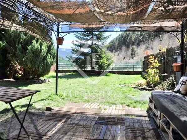 Appartement de 102m² a louer à La Massana avec 157m² de jardin