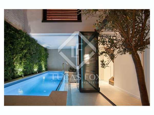 Piso con 12 m² de terraza en venta en Poble Sec