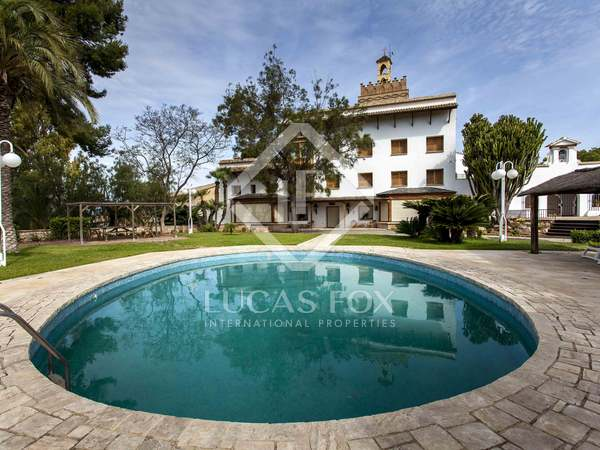14th century palatial property for sale in Bétera