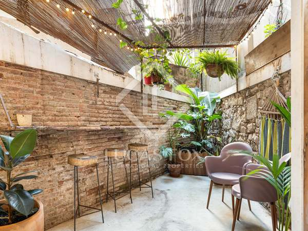 75m² Apartment with 14m² terrace for sale in Eixample Right
