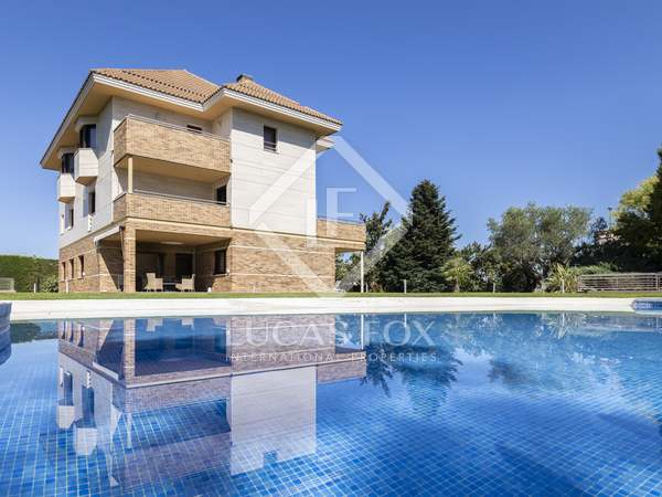 1,393m² House / Villa for sale in Aravaca, Madrid