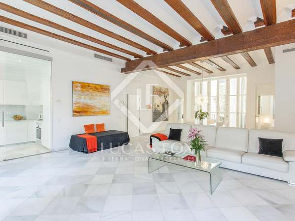 Piso de 129m² en alquiler en La Seu, Valencia