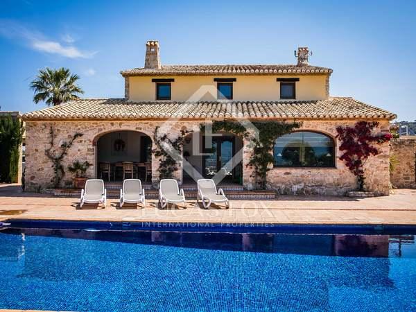 Casa / Villa de 500m² en venta en Moraira, Costa Blanca