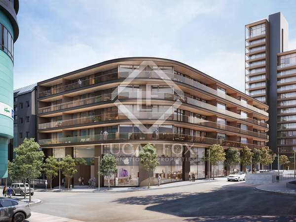 Àtic de 198m² en venda a Escaldes, Andorra