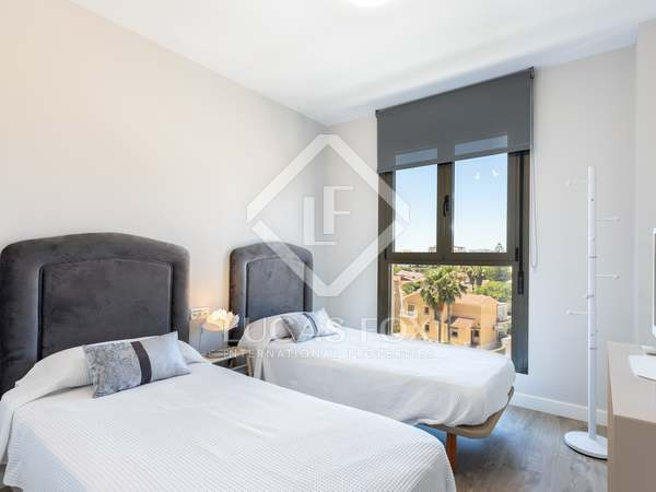 125m² Apartment with 15m² terrace for sale in Málaga, Spain