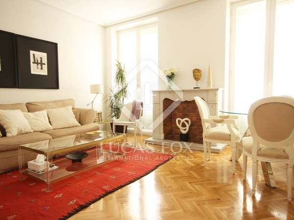 89m² Apartment for rent in Recoletos, Madrid