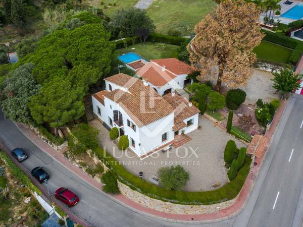 413m² House / Villa for sale in Cabrils, Maresme
