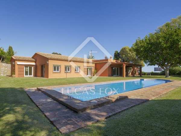 Casa / Vil·la de 536m² en venda a Benahavís, Costa del Sol