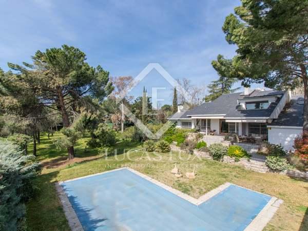 Villa de 581 m² con 5.205 m² de jardín en venta en Pozuelo