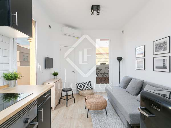 35m² Apartment with 12m² terrace for sale in Barceloneta