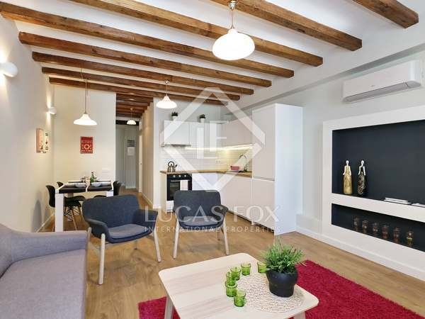 70m² Apartment for sale in Poble Sec, Barcelona