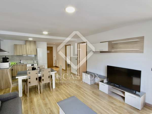 71m² Apartment with 31m² terrace for rent in La Massana