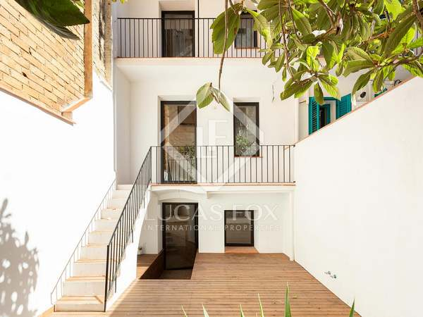 140 m² apartment with 30 m² garden for sale in Poblenou